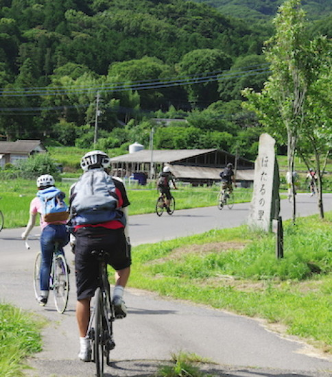 サイクリングに最適な季節がやってきた!自転車に乗ってみませんか?