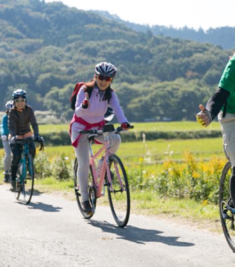 茨城県に日本一の長さのサイクリングロードが完成!!
