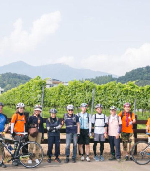 「灼熱の自転車ツアー」にご参加いただきありがとうございました!