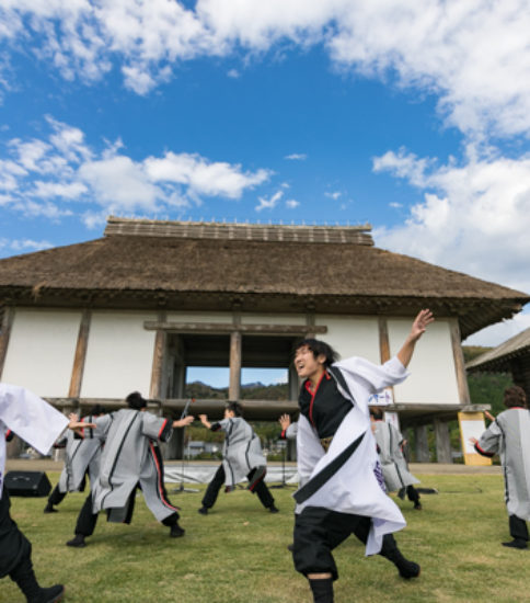 「筑波山麓秋祭り2018」が始まりました!