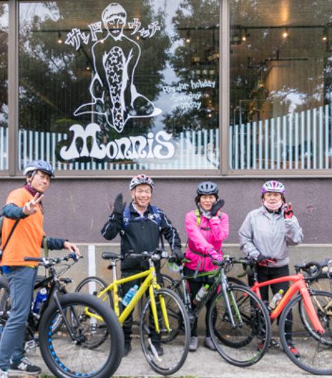 「パンの街つくばを満喫!紅葉と人気のパン屋さんを巡る自転車散歩🍁」にご参加いただきありがとうございました♪