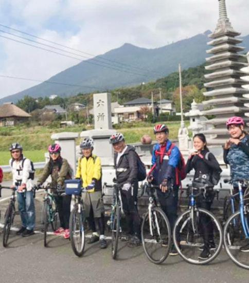 筑波山麓秋祭りの会場をのんびり巡ろう!〜秋の里山自転車散歩〜にご参加いただきありがとうございました!