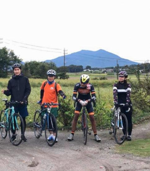 「筑波山周辺をぐるっと一周!約80キロロングライド」ご参加いただきありがとうございました!